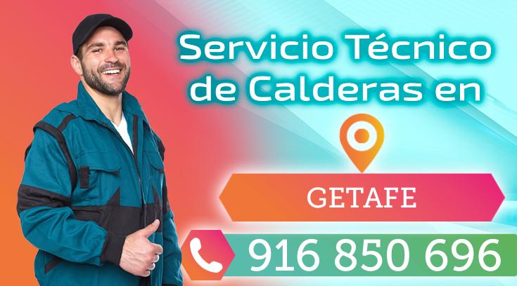 servicio tecnico de calderas en getafe autorizado