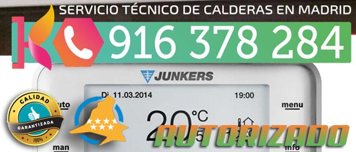 Error e9 calderas junkers cerapur servicio tecnico de for Tecnico calderas madrid