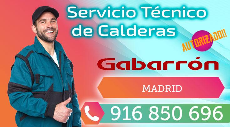 Servicio t cnico gabarr n en madrid tlfn 91 685 06 96 for Servicio de calderas
