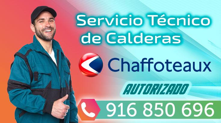 Servicio tecnico Chaffoteaux Leganes