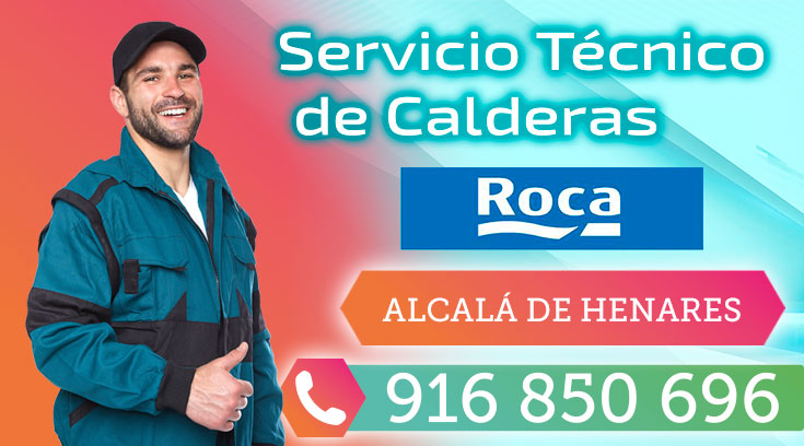 Servicio tecnico Roca Alcala de Henares