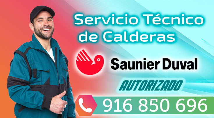 Servicio tecnico Saunier Duval Las Rozas