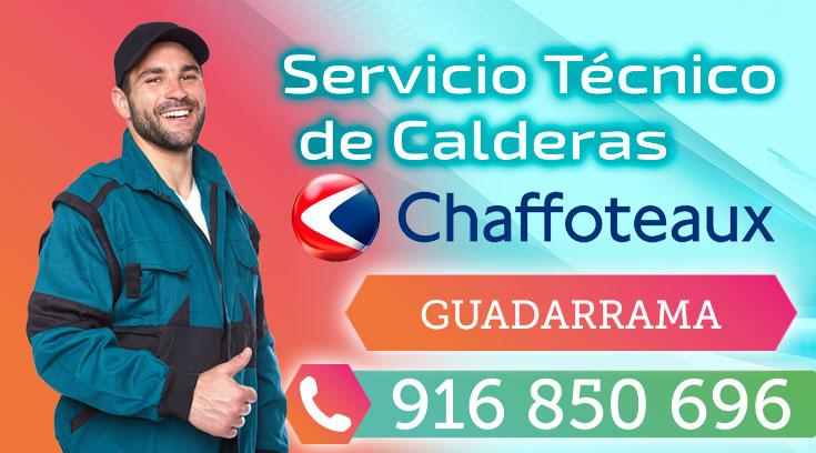 Servicio tecnico Chaffoteaux Guadarrama