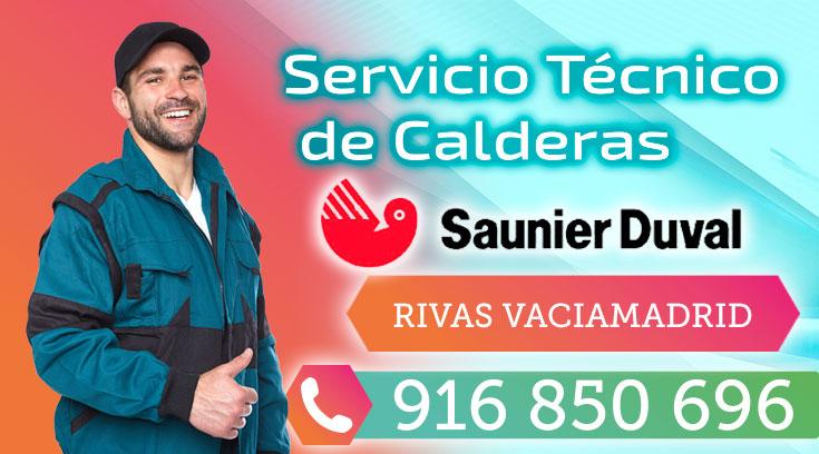 Servicio tecnico Saunier Duval Rivas Vaciamadrid