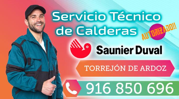Servicio tecnico Saunier Duval Torrejon de Ardoz