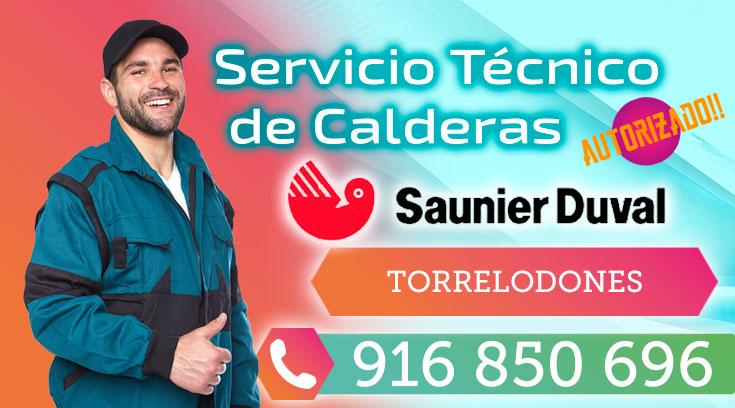 Servicio tecnico Saunier Duval Torrelodones