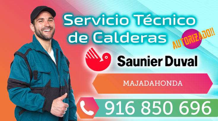 Servicio tecnico Saunier Duval Majadahonda