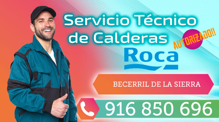 Servicio tecnico Roca Becerril de la Sierra