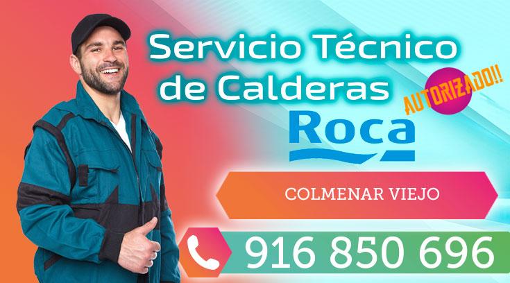 Servicio tecnico Roca Colmenar Viejo