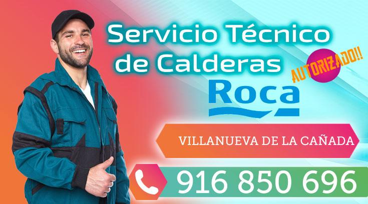 Servicio tecnico Roca Villanueva de la Cañada