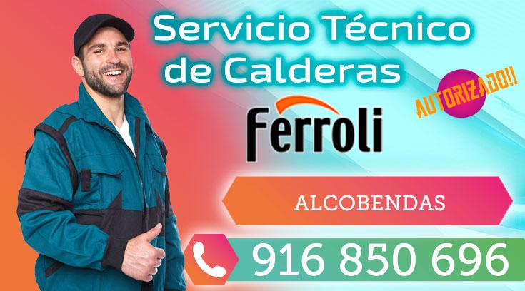 Servicio Técnico Calderas Ferroli en Alcobendas