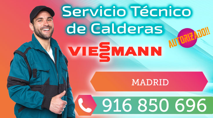 Servicio Técnico Viessmann Madrid